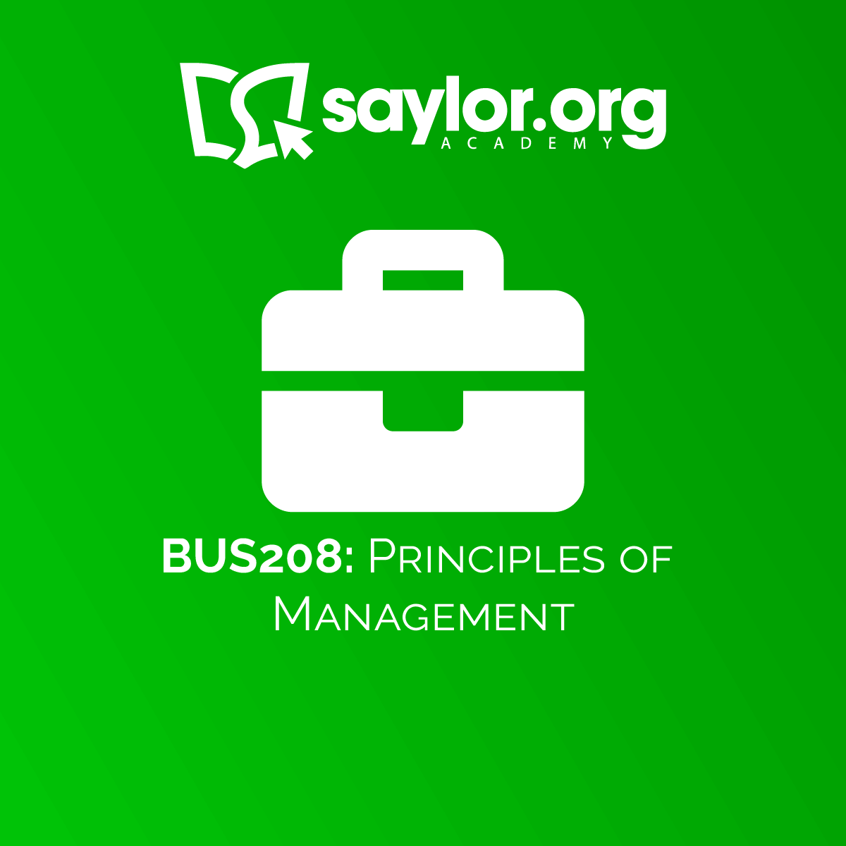 BUS208: Principles of Management, Topic: Unit 2: Historical