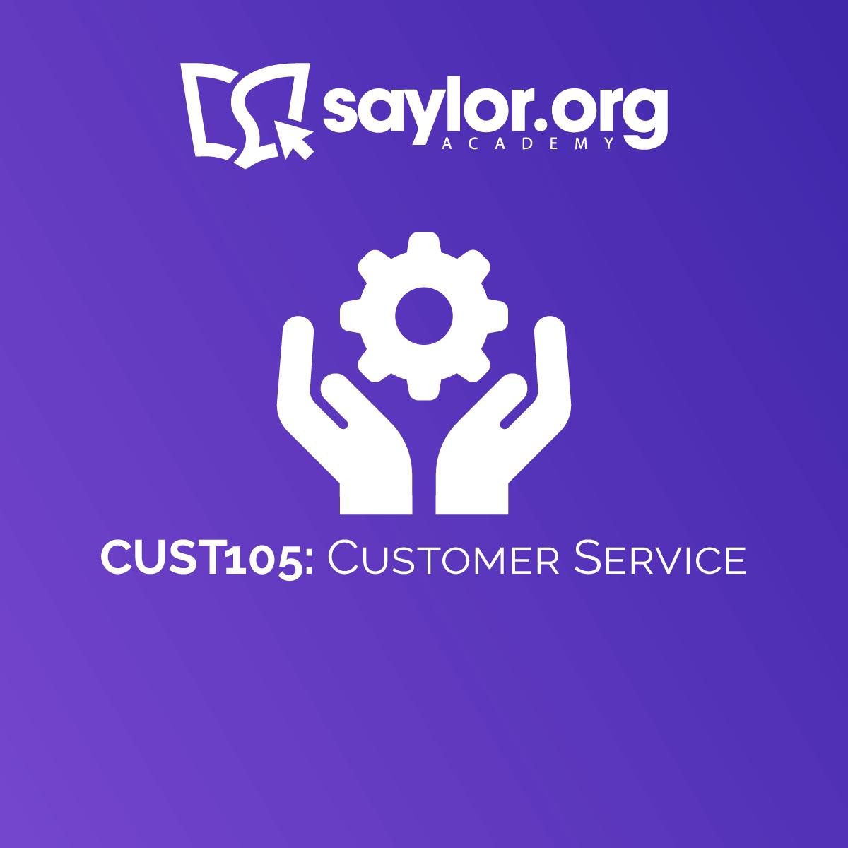 cust105  customer service