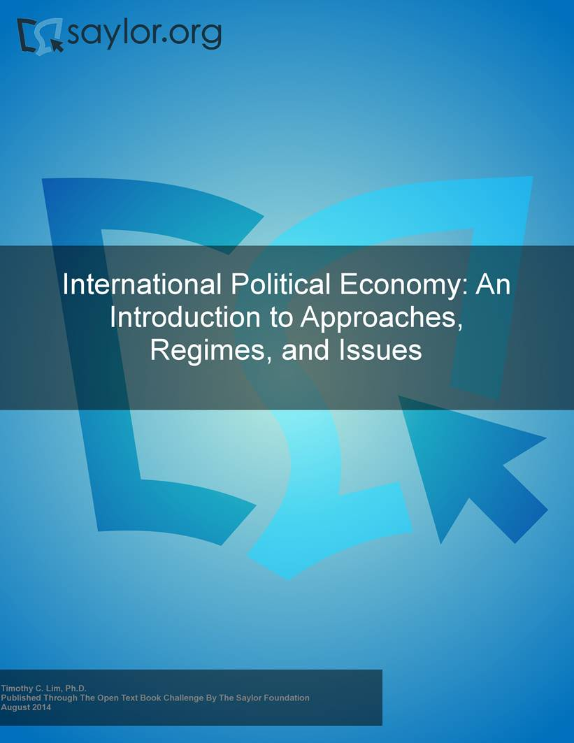 political economy approach What is political economy political economy most commonly refers to interdisciplinary studies drawing upon economics, political science, law, history, sociology and other disciplines in explaining the crucial role of political factors in.