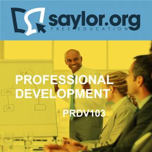 PRDV103: Interviewing Skills
