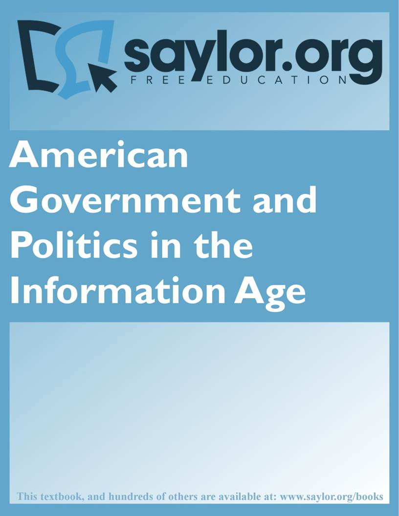 Political parties this text was adapted by the saylor foundation under a creative commons attribution noncommercial sharealike 30 license without attribution as requested by fandeluxe Gallery
