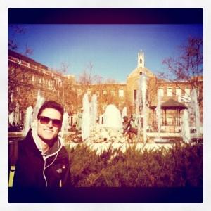 Student Snapshot: Feliepe Romero