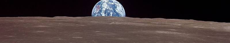 Earthrise: 20 July 1969