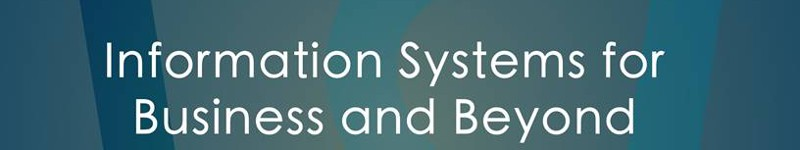 Cover Image for Information Systems for Business and Beyond textbook