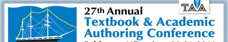 27th Annual Textbook & Academic Authoring Conference