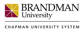 Brandman University | Chapman University System