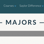 Image of the saylor.org/majors page banner
