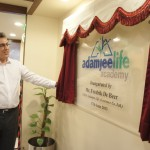 Adamjee Life Academy Logo Unveiling