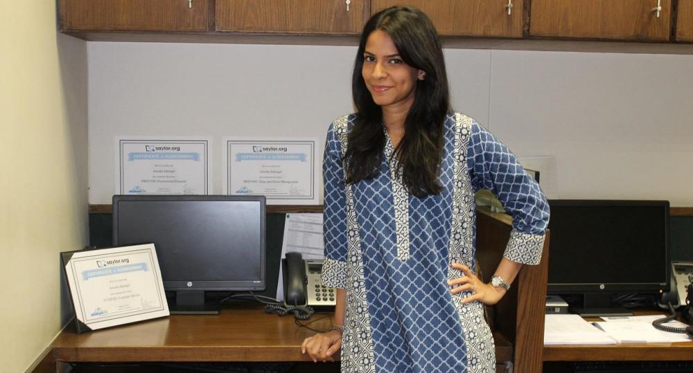 Adamjee Life Academy - Anusha