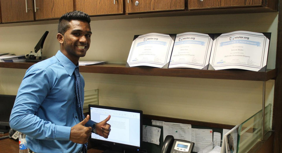 Adrian, Customer Service, Adamjee Life