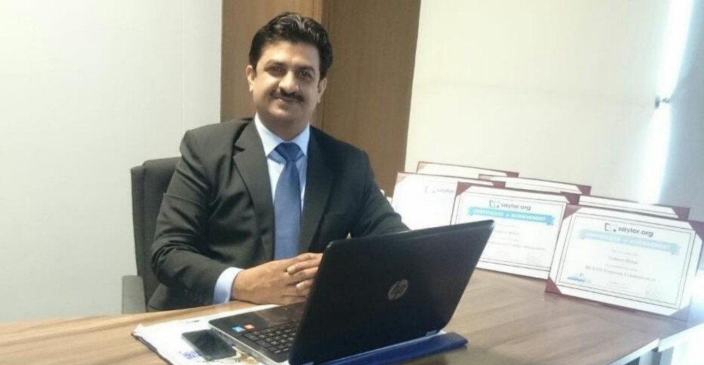 Nadeem Meher - Adamjee Life Academy
