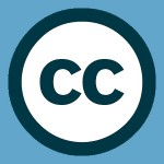 "Creative Commons ""CC"" Logo"