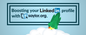 Share Saylor Academy Certificates on LinkedIn