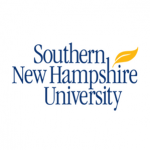 Logos of Southern New Hampshire University and Saylor Academy