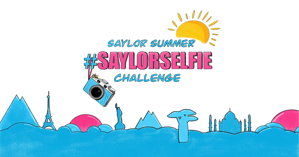Saylor Summer Selfie