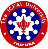 logo for IFCAI University, Tripura