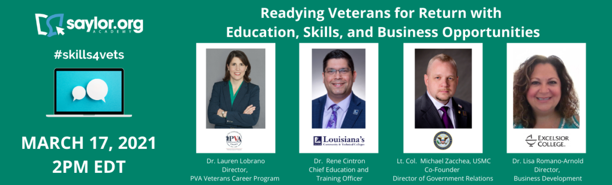 Readying Veterans 4 Return